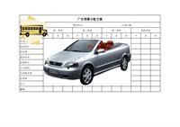 广告预算分配方案1