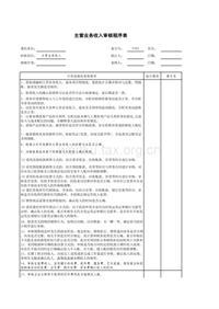 5.B类所得税审核程序表